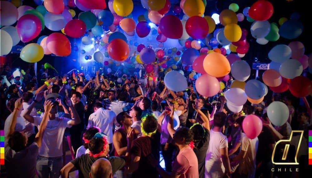 TravelGay anbefaling Club Divino Santiago - LUKKET