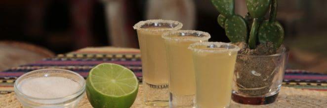 Zeit für einen Drink!