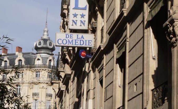 Hôtel de la Comédie