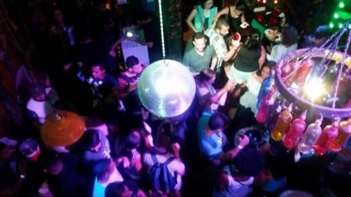 gay club new years eve