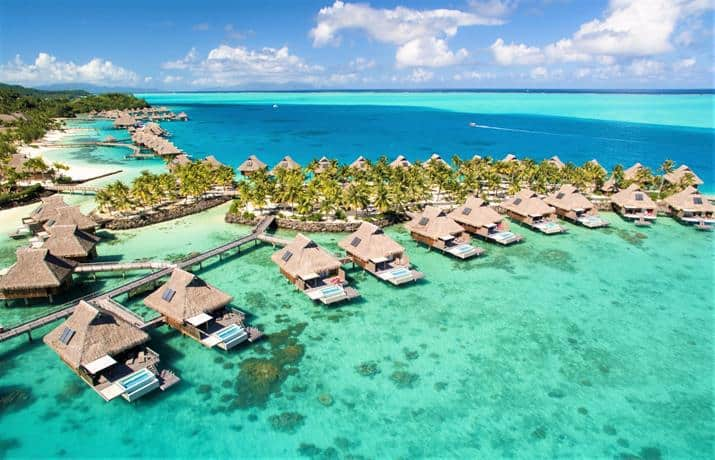 Gay French Polynesia · Luxury Hotels