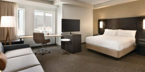 Residence Inn Denver City Center Hotel Colorado