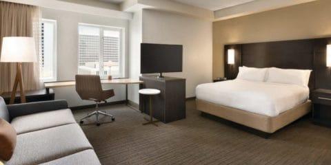 丹佛市中心原住客棧酒店科羅拉多