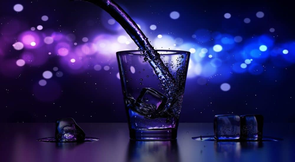 Tid for en drink!