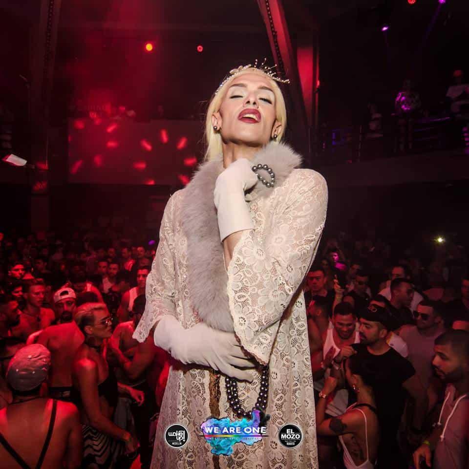 Clubs de danse gay de Bogota