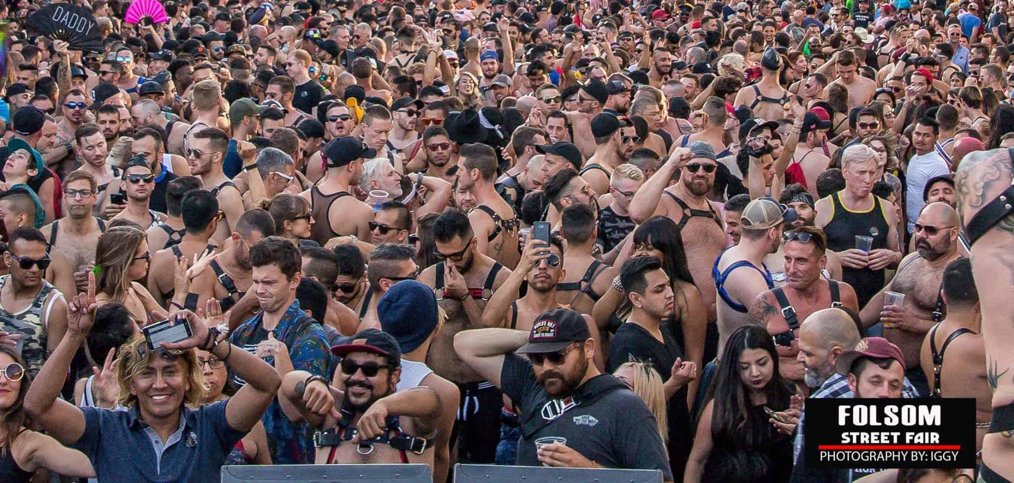 Folsom Street Fair 2021 – San Fran