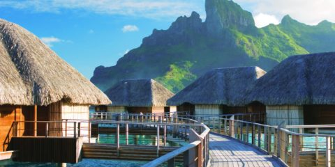 Four Seasons Resort em Bora Bora 9
