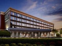 Vier Punkte vom Sheraton Memphis East