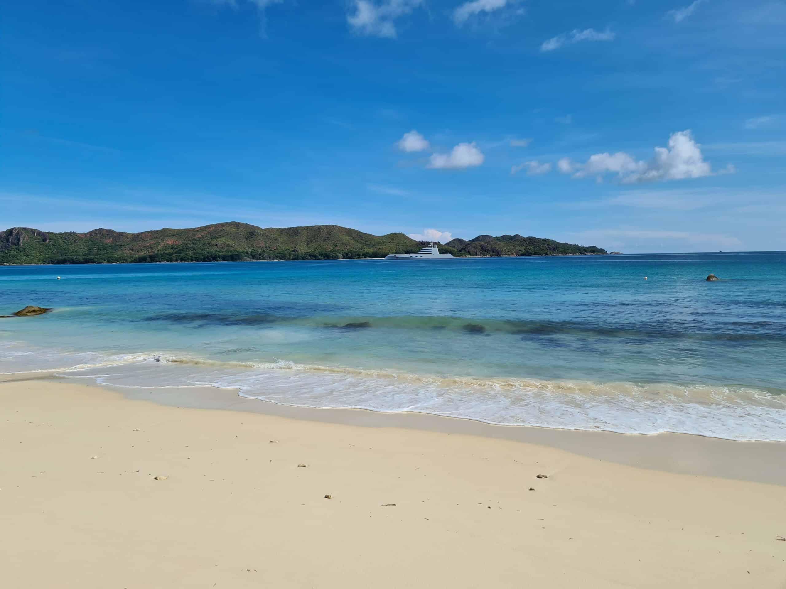 Gay Seychellernes strand
