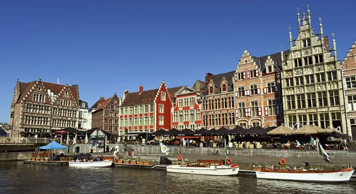 Gay Ghent · Hotels