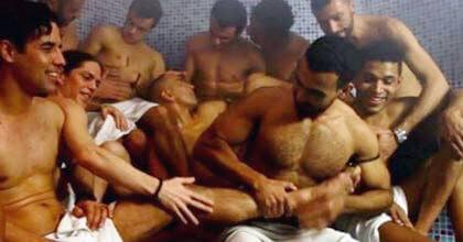 Saune gay di Panama City