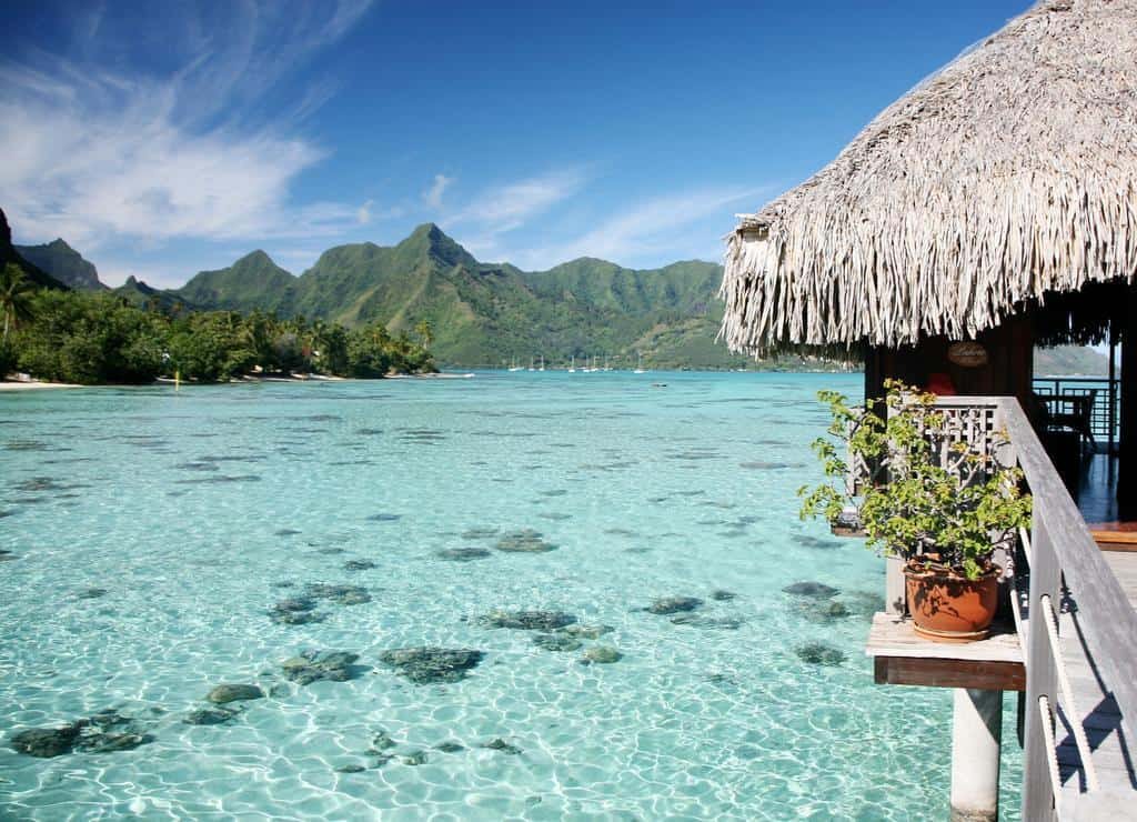 Hilton Moorea Lagoon Resort und Spa