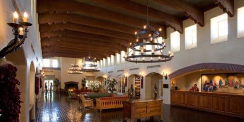Hotel Albuquerque di Kota Tua Albuquerque New Mexico