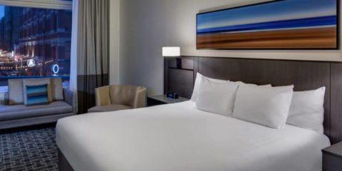克里夫兰凯悦酒店在俄亥俄州拱廊酒店