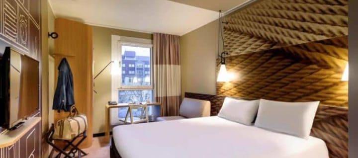 ibis Hotel Leipzig City