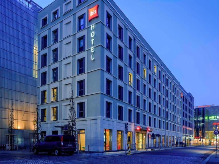 ibis Hotel Leipzig City Leipzig