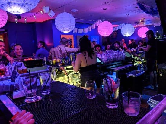 Wang Chungs Karaoke Bar