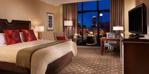 Omni Severin Hotel Indianapolis Indiana
