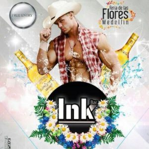 Ink Bar Medellin