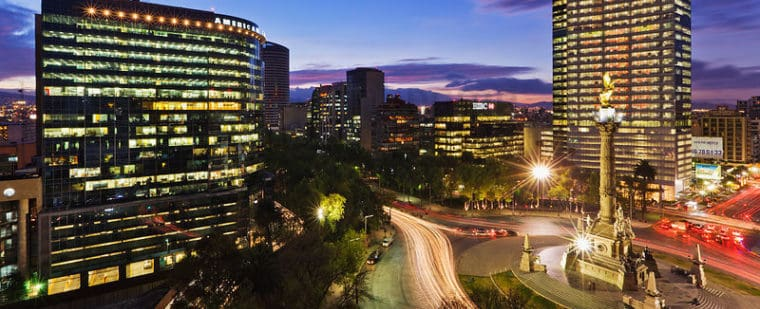 Gay Mexico City · Luxury Hotels