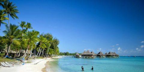 Kia Ora Hotel Rangiroa French Polynesia