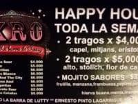 KRO Barra de Lutty
