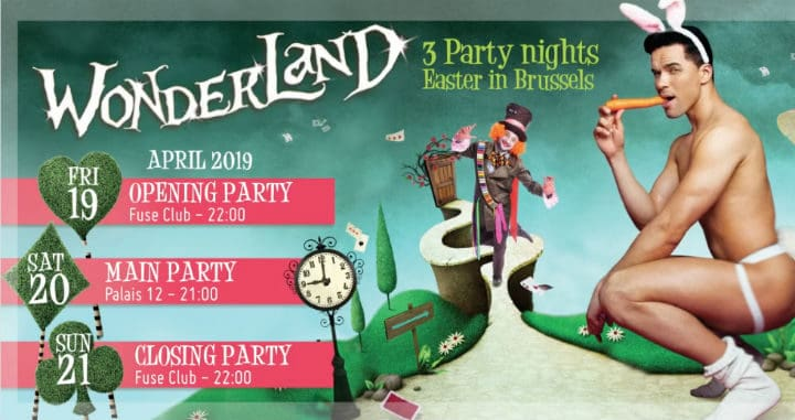 EASTER 2019 Party Weekend