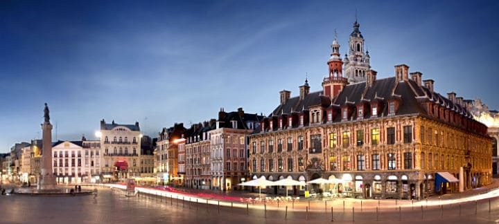 Gay Lille · City Guide