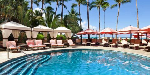 夏威夷檀香山皇家夏威夷酒店