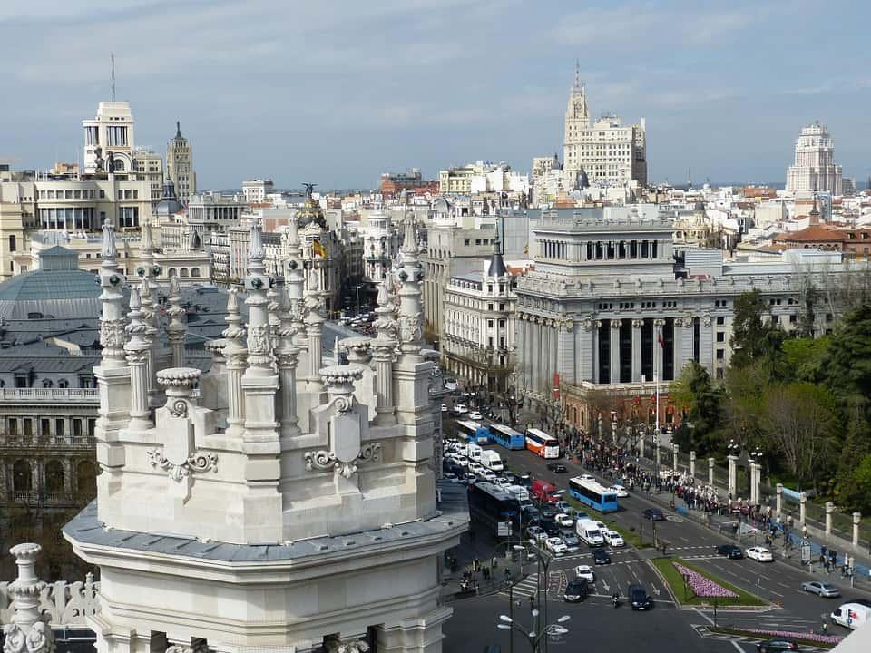 Treasures of Spain Gay Group Trip