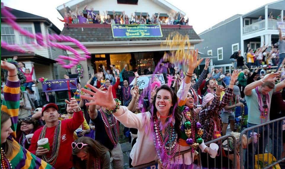 Mardi Gras Νέα Ορλεάνη
