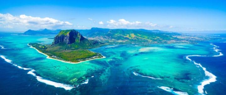 Luksus homoseksuelle hoteller i Mauritius