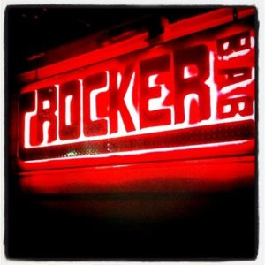 Crocker Bar Houston Texas