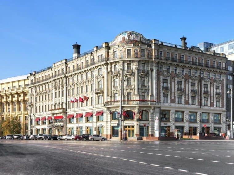Hôtel National Moscou