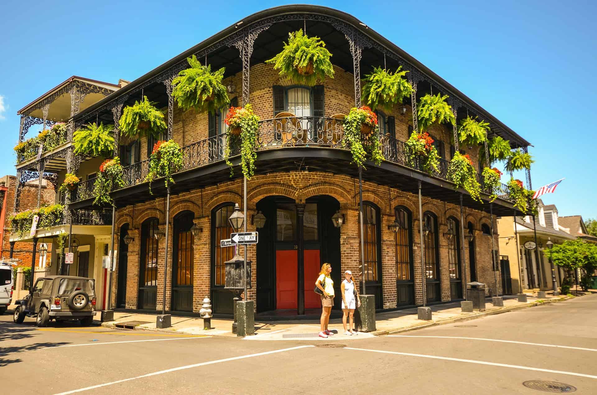 New Orleans homoseksuelle barer