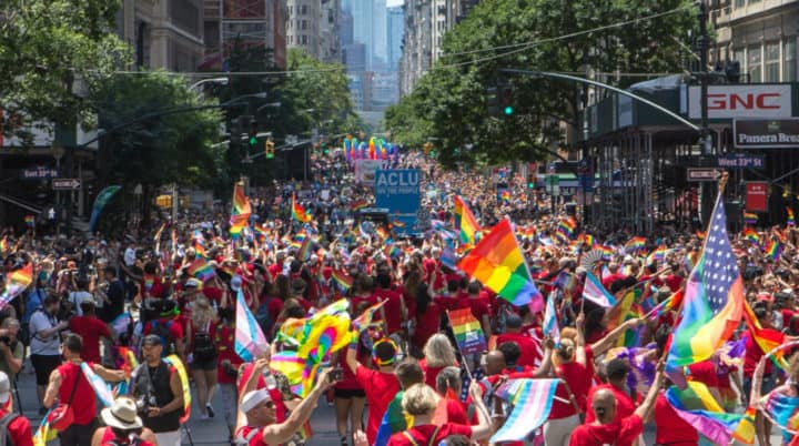 World Pride NYC 2019