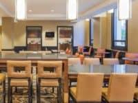 Das Residence Inn by Marriott Omaha in der Innenstadt