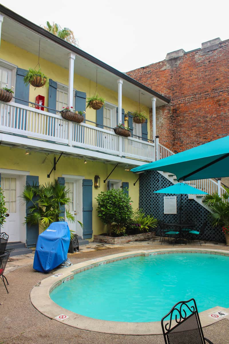 Hotel St Pierre Gay-Friendly New Orleans Hotel Louisiana