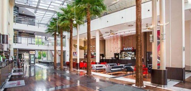 image de l'hôtel Qubus