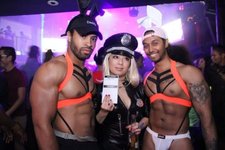Gay club los angeles