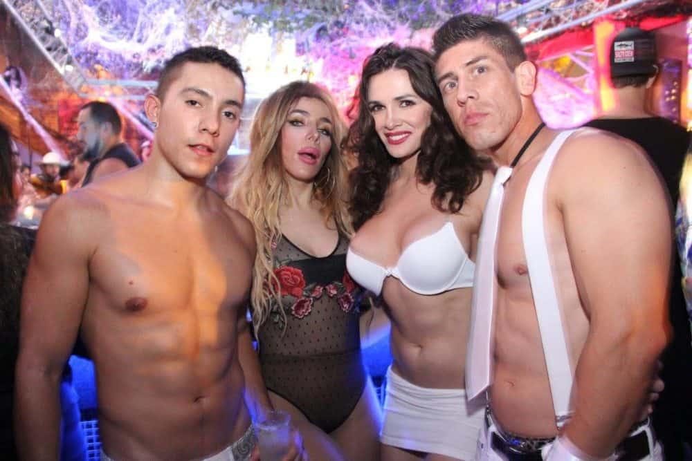 งานปาร์ตี้และกิจกรรมเกย์ในลอสแองเจลิส