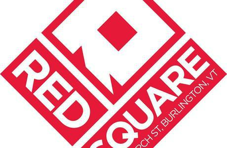 Rød firkant