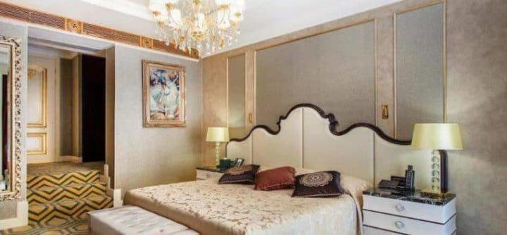 فندق سانت ريجيس موسكو نيكولسكايا