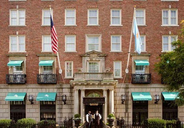 L'Hotel Eliot