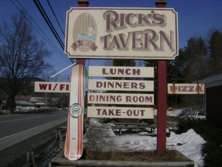Ταβέρνα Ricks