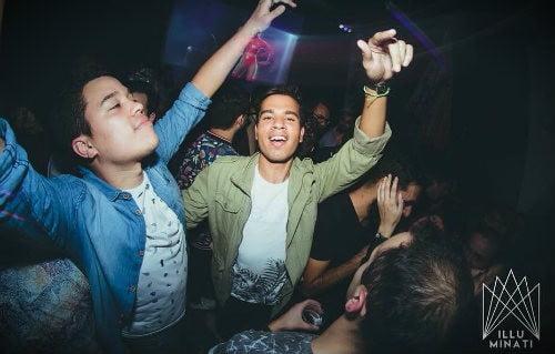Klub Dansa Gay Santiago