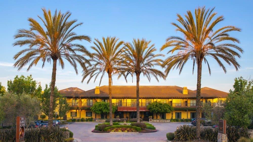 The Lodge at Sonoma Renaissance Hotel California
