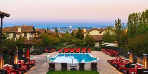 The Lodge at Sonoma Renaissance Hotel California