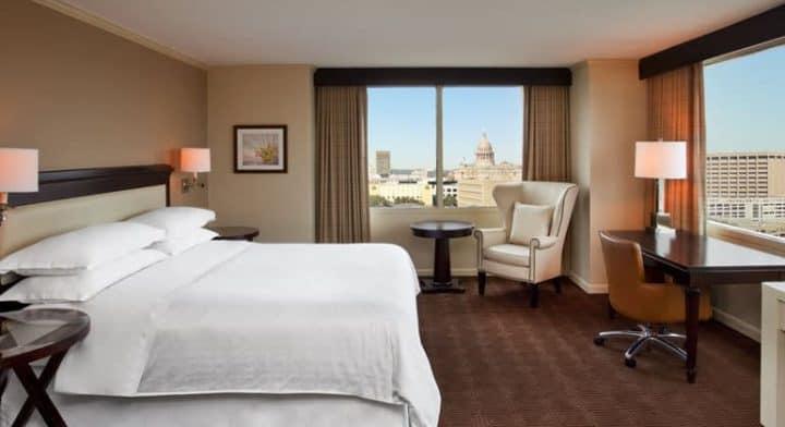 Sheraton Austin Hotel al Campidoglio