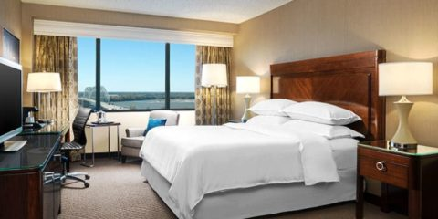 Sheraton Memphis Downtown Hotel Tennessee